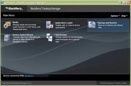 BDM Device Backup1